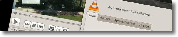 VLC, uma aplicação excelente para ver vídeos