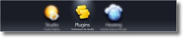 Plugins do Aptana