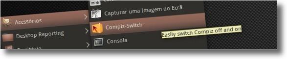 Compiz-Switch no Menu Principal
