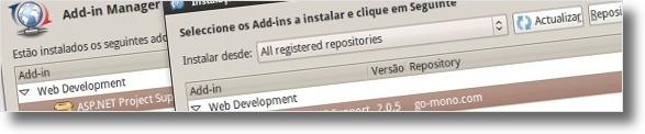 MonoDevelop tem um sistema de add-ins bastante poderoso!