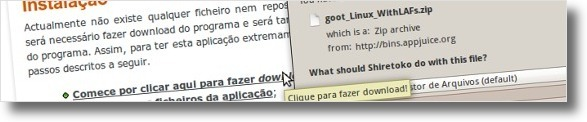 A fazer download do Goot