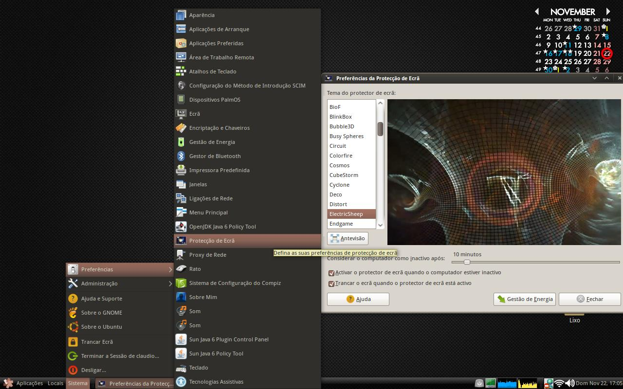 Electric Sheep, um screensaver excelente   Ubuntued