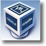 VirtualBox oracle logo