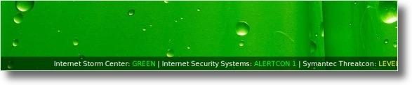 Estado da segurança na Internet através do Conky