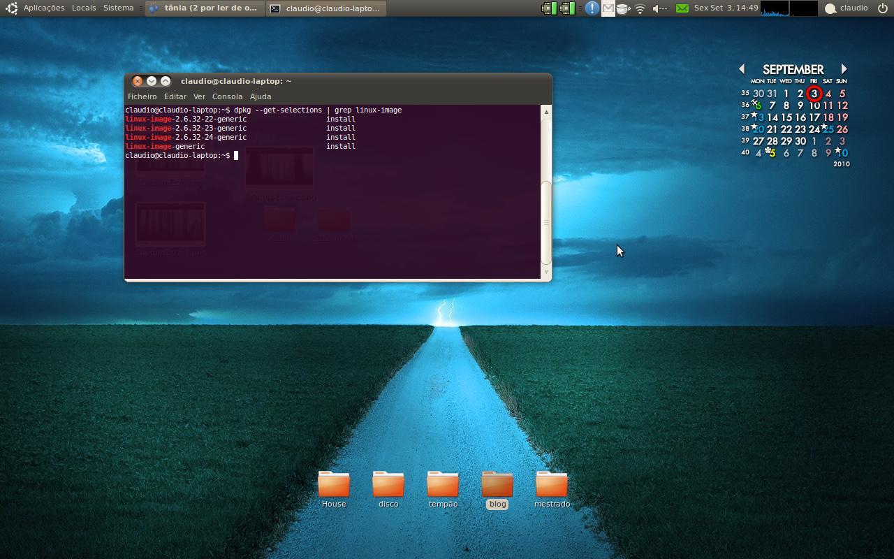 Ganhe espao removendo kernels antigos ubuntued lista de kernels presentes no computador stopboris Choice Image