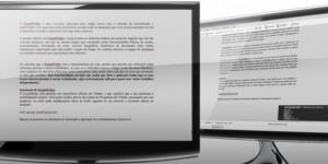 FocusWriter no UbuntuedSlider