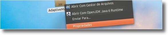 A abrir propriedades do ficheiro