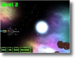 A iniciar o Nível 2 do MissionX