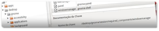 A pôr o GNome-SHell a arrancar com o Ubuntu