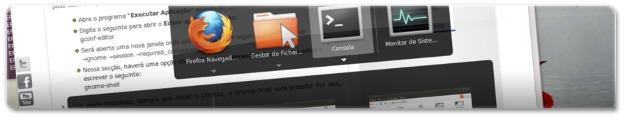 ALT-TAB: troca de janelas muito intuitiva