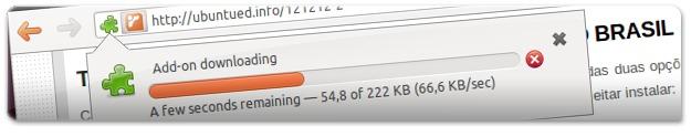 A instalar a tradução no Firefox 4