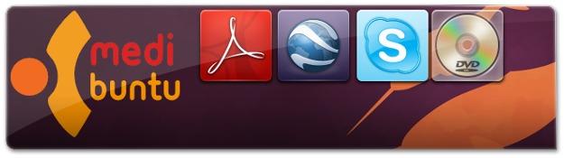 Medibuntu, um repositório de pacotes proprietários