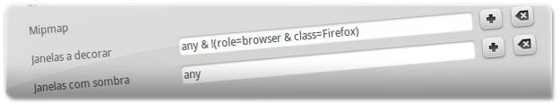 A remover a barra de título do Firefox