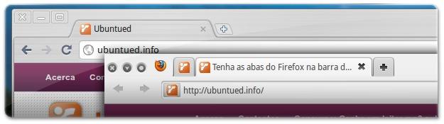 Firefox com uma aparência minimalista semelhante ao Chrome!