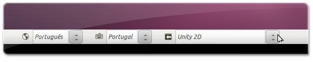 A fazer login no Ubuntu com o UNity2D
