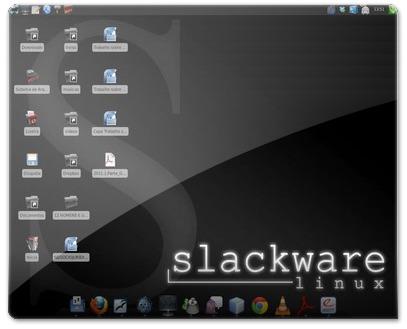 Slackware 13.0 xfce