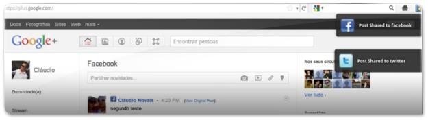 SGplus: a melhor ferramenta para o Facebook, Twitter e Google Plus!