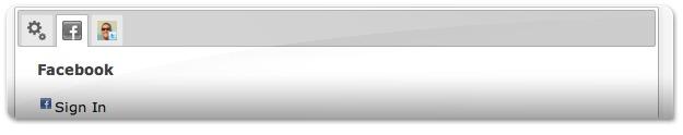 Faça login das suas contas no SGPlus