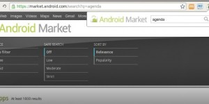 Android Market Extension