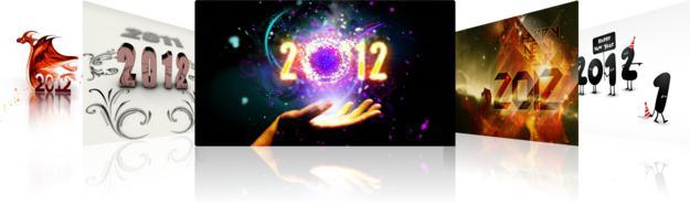 Feliz 2012 com o Ubuntued