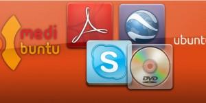 Repositório de software proprietário Medibuntu