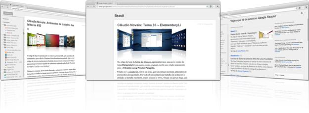 Google Reader Readable
