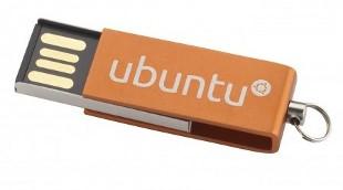 Ubuntu numa pen