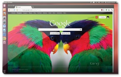 Google Bing Wallpaper Chrome Extension
