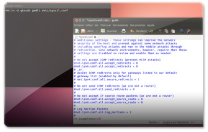 A definir a Swappiness do Ubuntu 12.04