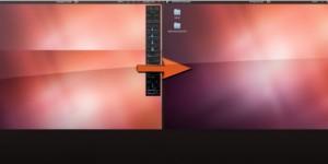 Problema da área de trabalho deformado no Gnome-Shell com dual-monitor