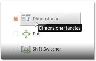 a abrir o plugin DIMENSIONARM