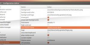 DConf-Editor no ubuntuSLIDER