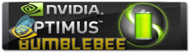 Bumblebee é uma espécie de driver que controla as placas de video Nvidia Optimus