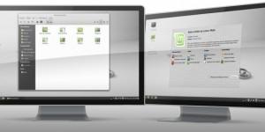 Linux Mint 14_Slider