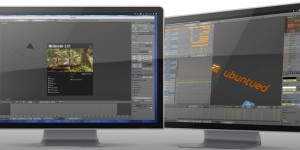 Blender 2.65 no Ubuntu_Slider