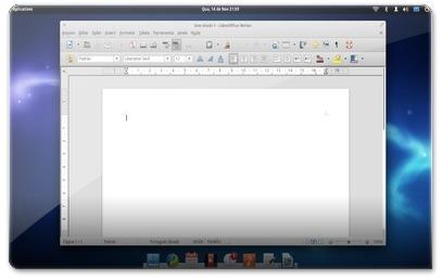 LibreOffice no ElementaryOS Luna