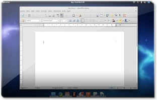 LibreOffice integrado no ElementaryOS