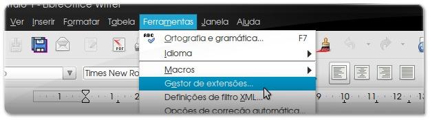 Dicionario de Sinónimos do LibreOffice - 3M