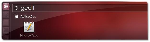 Gedit - Unity - Ubuntu