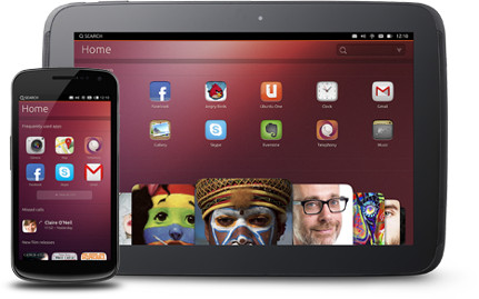 Ubuntu Phone OS disponivel para download e testes