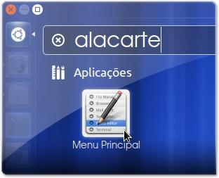 Unity a abrir o Alacarte