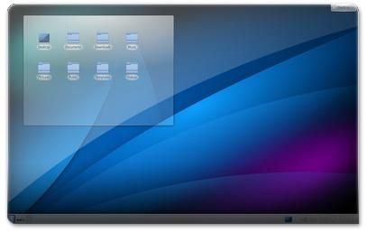 Ambiente KDE 4.10