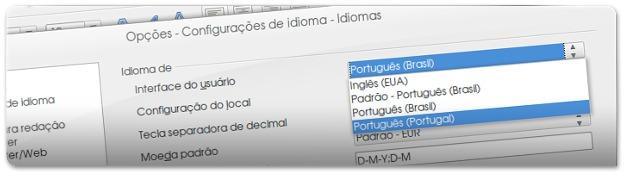 LibreOffice 4 para utilizadores de Portugal