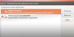 Adicione aplicações ao arranque do Ubuntu!