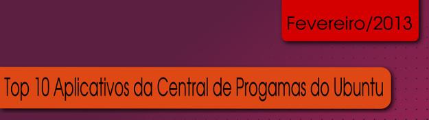 Fevereiro 2013 Ubuntu