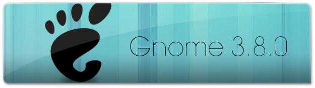 Gnome 3.8 Lançado