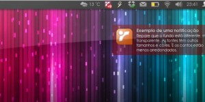 Personalize as Notificações do Ubuntu