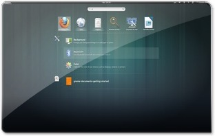 Ubuntu Gnome 3.8 com pesquisas abrangentesM