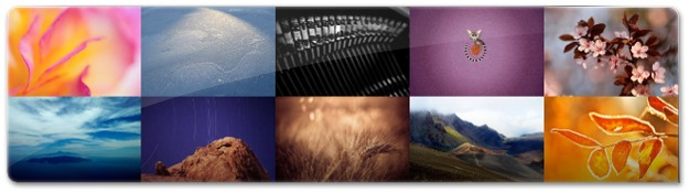 Wallpapers escolhidos para o Ubuntu 13.04