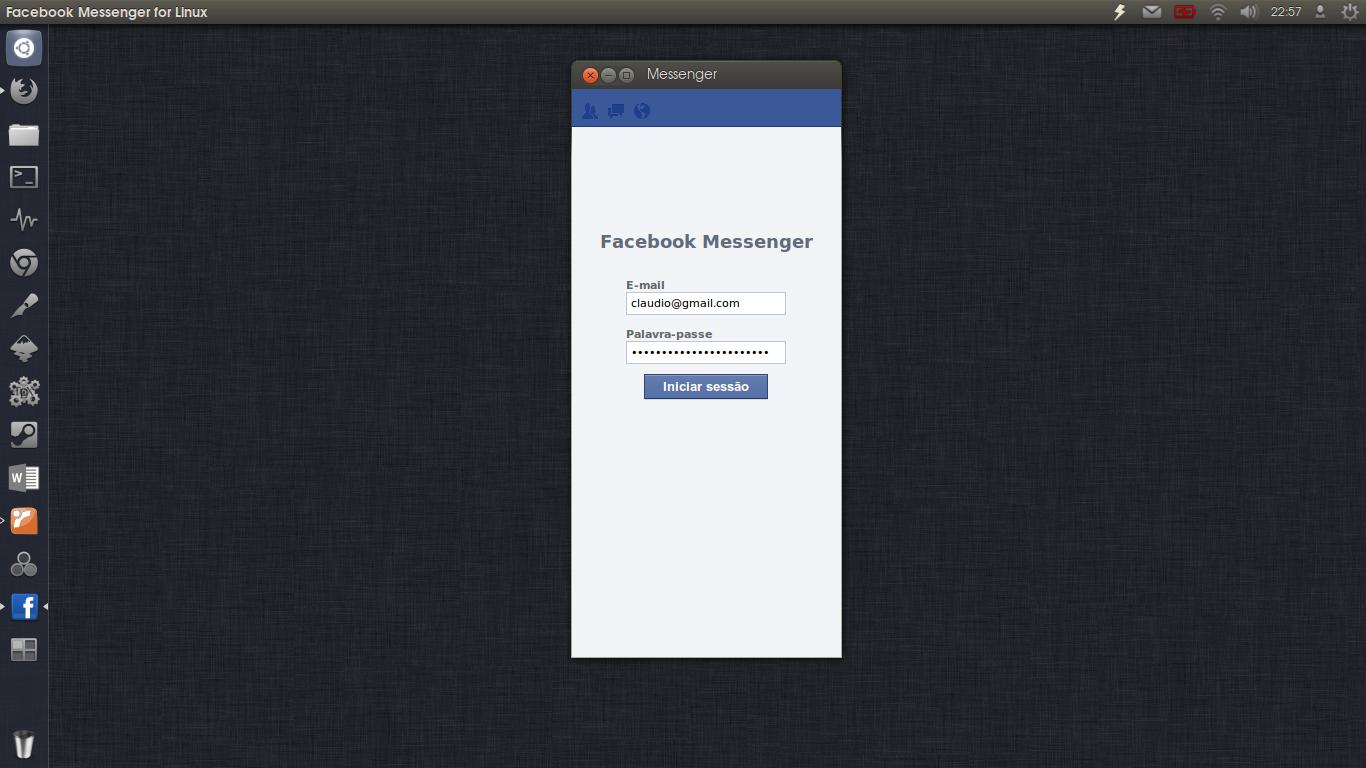 Facebook Messenger for Linux: um mensageiro para o Ubuntu ...